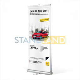 Roll-up double standart 150x200